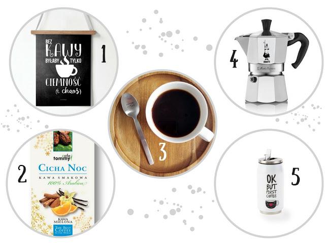 10 pomysłów na prezenty świąteczne dla miłośników kawy
