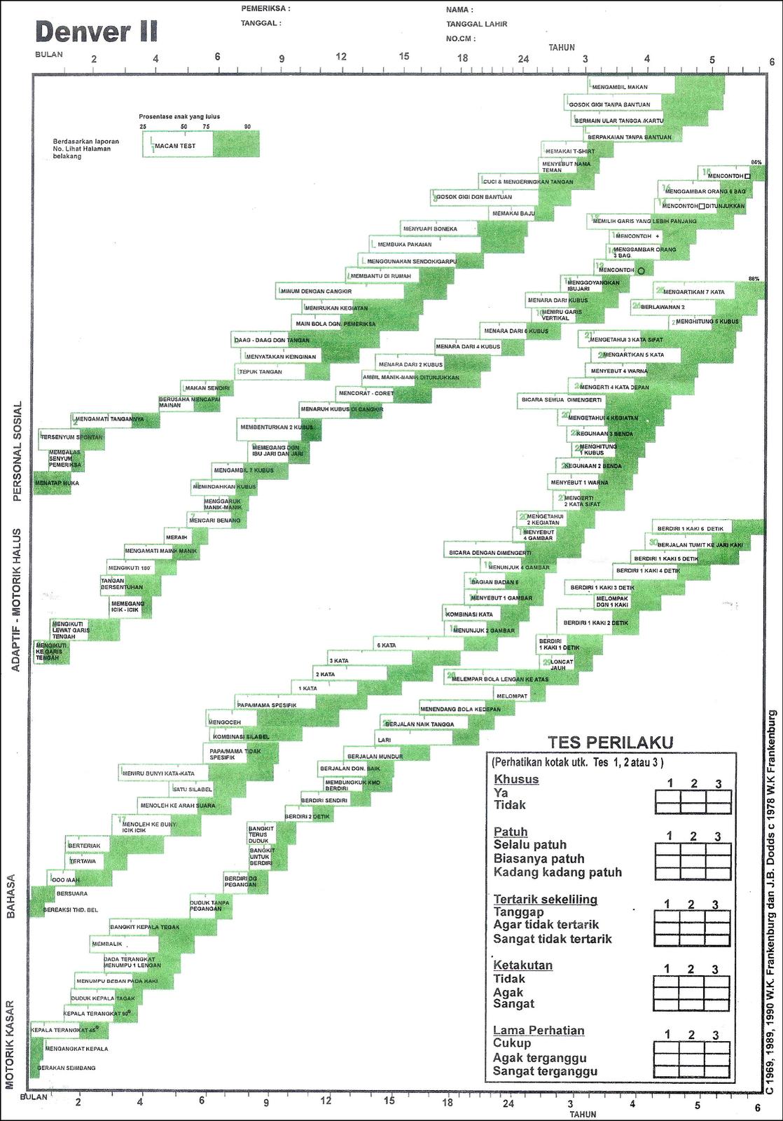 LEMBAR DDST II PDF