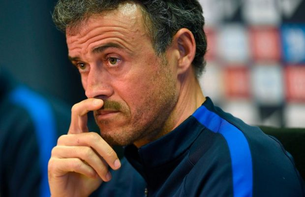 Luis Enrique: Barcelona will risk everything against Juventus