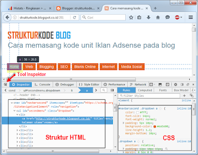 teknik memodifikasi desain tampilan blog