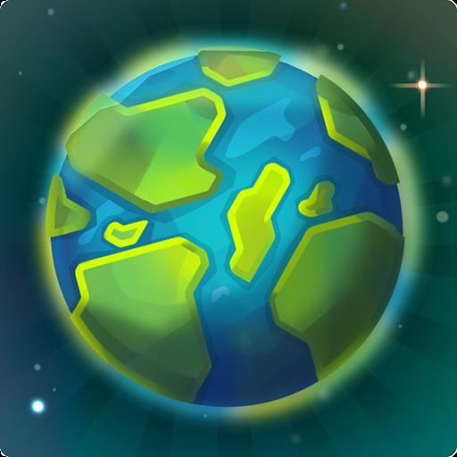 Idle Planet Miner v1.3.15 Apk Mod [Dinheiro Infinito]