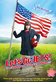 Watch Let's Go, JETS! From Small Town Girls to U.S. Champions?! Online Free 2017 Putlocker