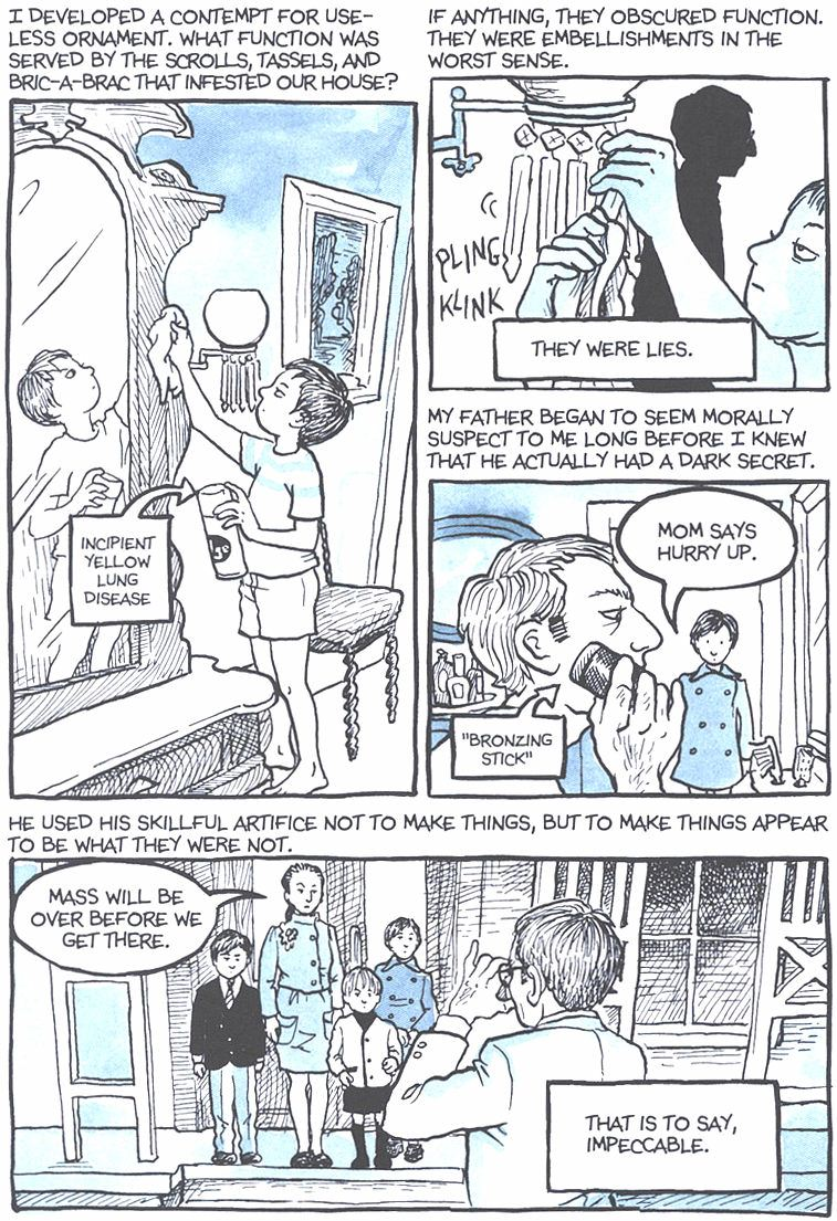 Read Fun Home: A Family Tragicomic - Chapter 1, Page 15