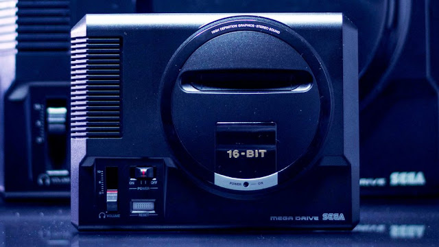 Impressive game selection revealed to Sega's retro console.