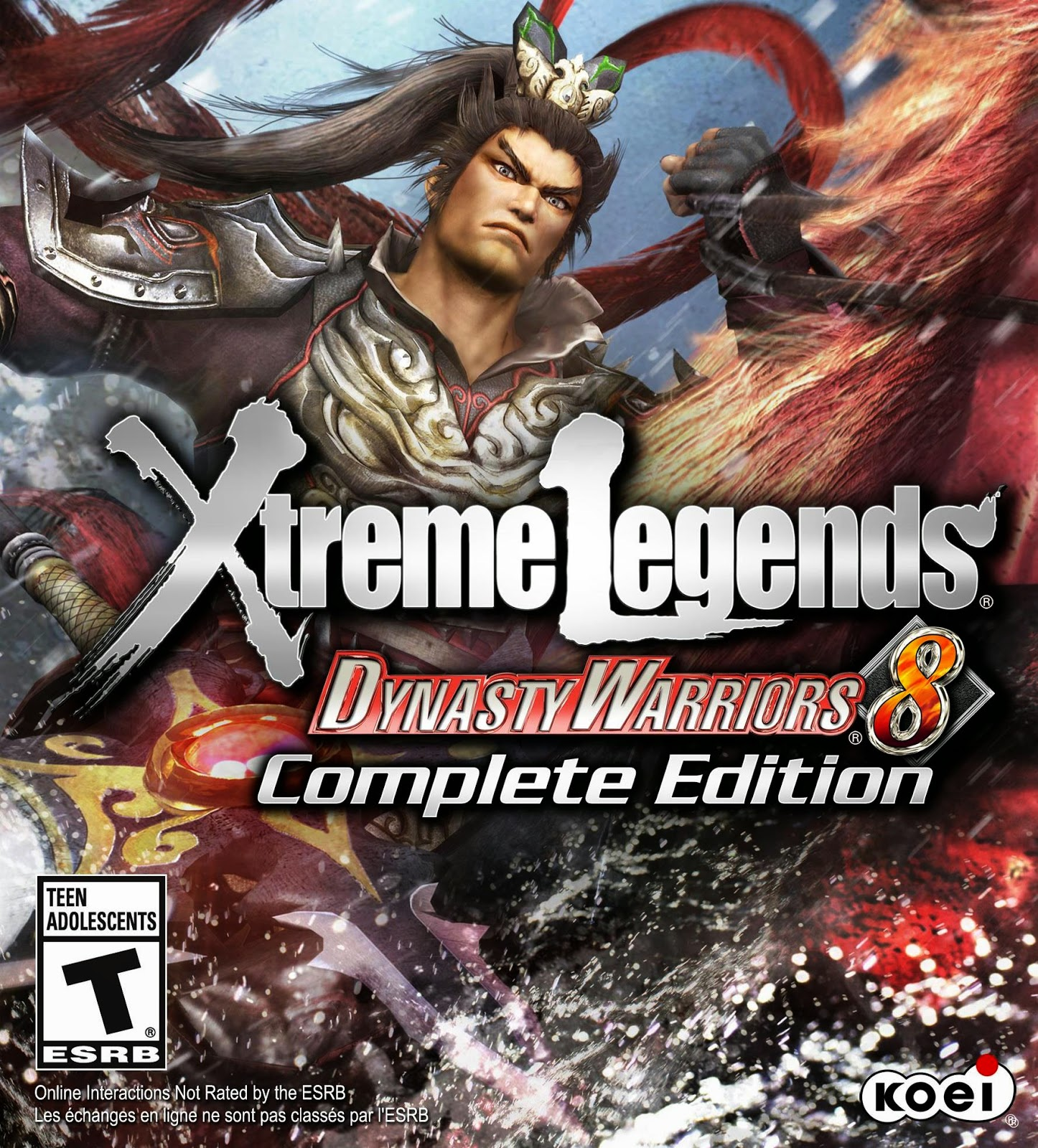 Cover Caratula Dynasty Warriors 8 Xtreme Legends Complete Edition Full
