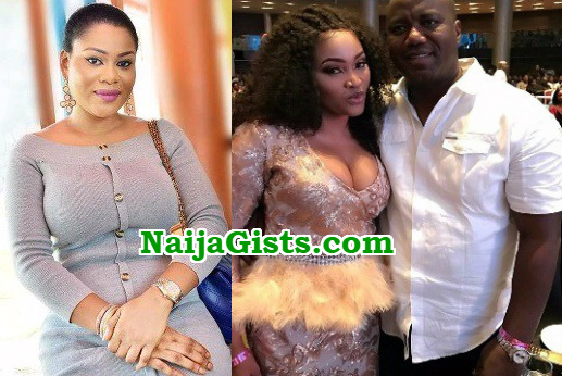 mercy aigbe husband queen stunner