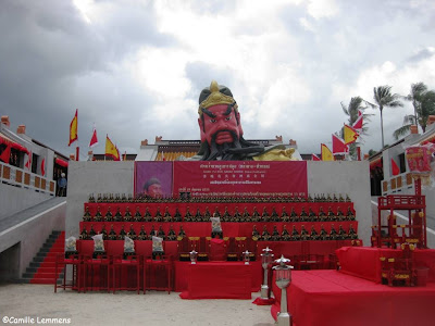 Guan Yu Koh Samui Shrine, Hua Thanon
