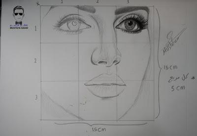 تعليم الرسم بالصور خطوة بخطوة