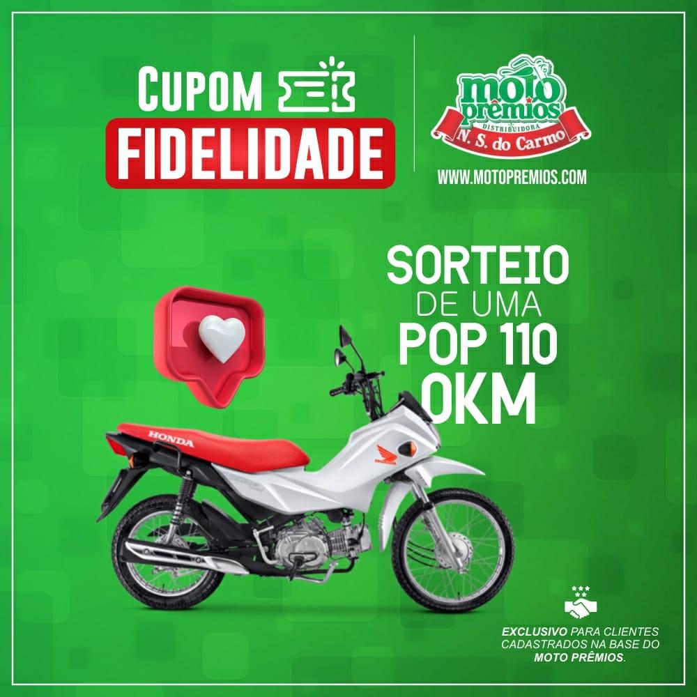 O Moto Prêmios está com uma novidade incrível, é o Cupom Fidelidade, confira!
