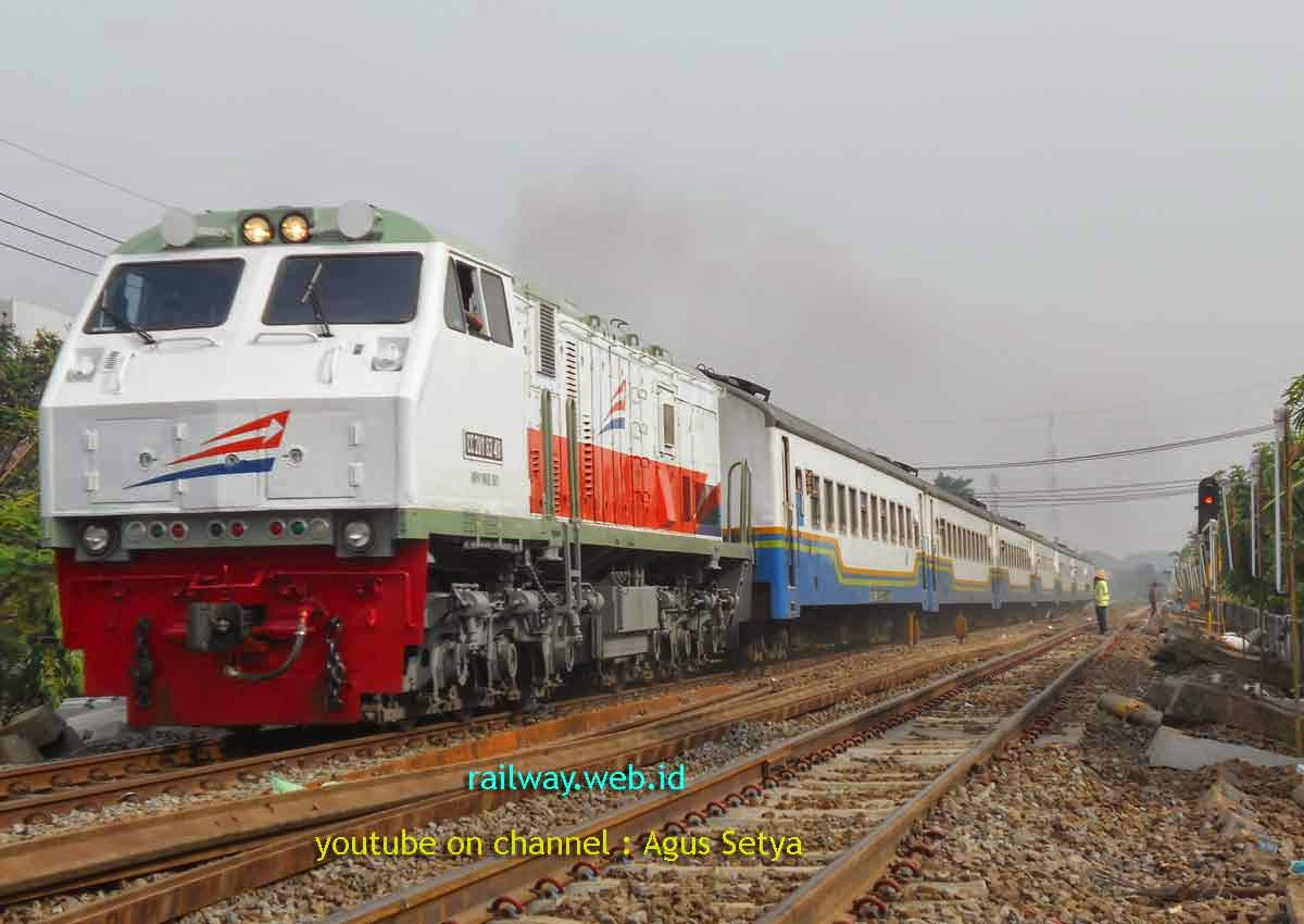 Tiket Kereta Api Mutiara Selatan Februari