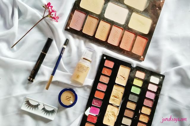 make up Inez lengkap