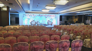 Wedding banquet stage and sitting at country inn & suites by Radisson Navi Mumbai