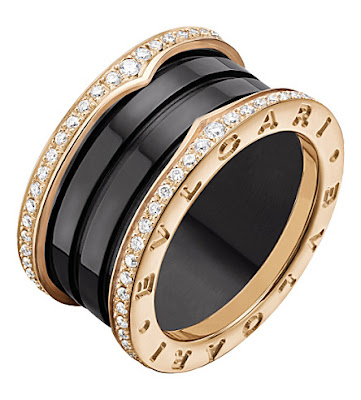 christmas gifts, gifts, luxury gifts, Bulgari, Bulgari rings
