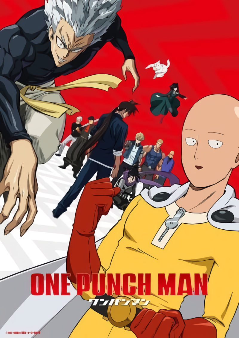 One Punch Man 2 Batch Subtitle Indonesia [x265]