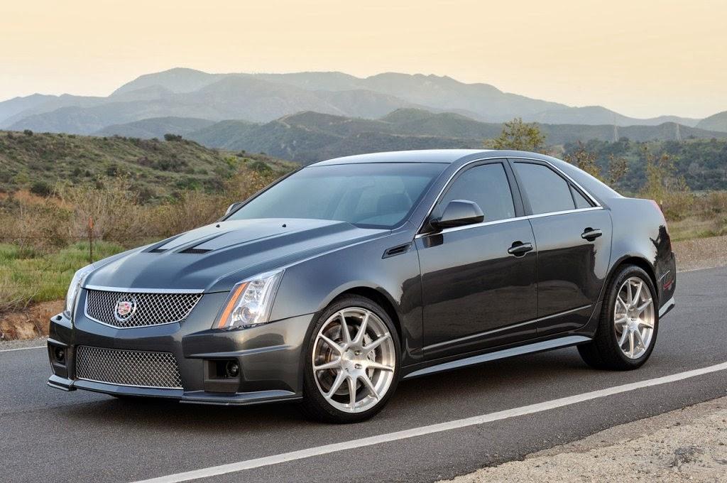 Cadillac CTS-V 2014 Wallpaper