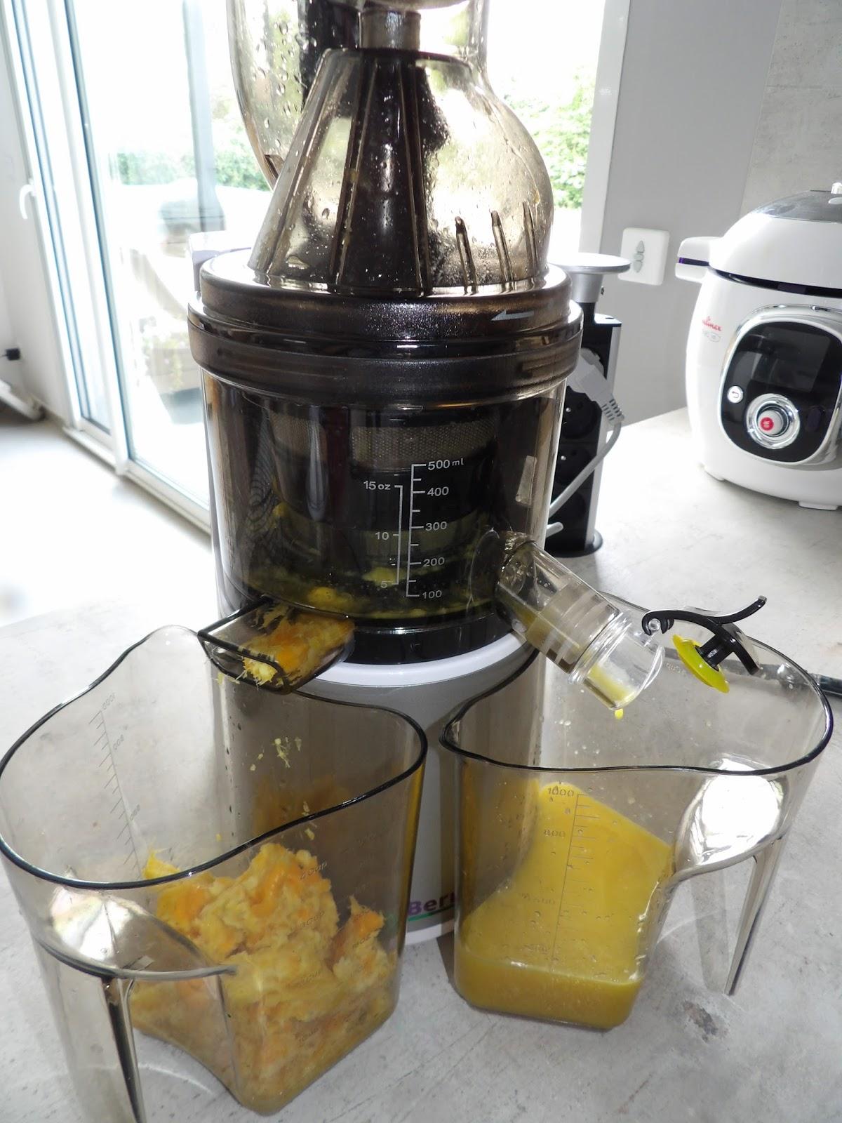 Cuisinezcommec lineetpoupette extracteur de jus fourniesto - Extracteur de jus industriel ...