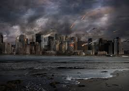 kota hancur