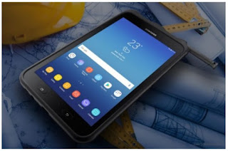 Samsung Galaxy Tab Active 2, Tough Tablet For Outdoor Activities