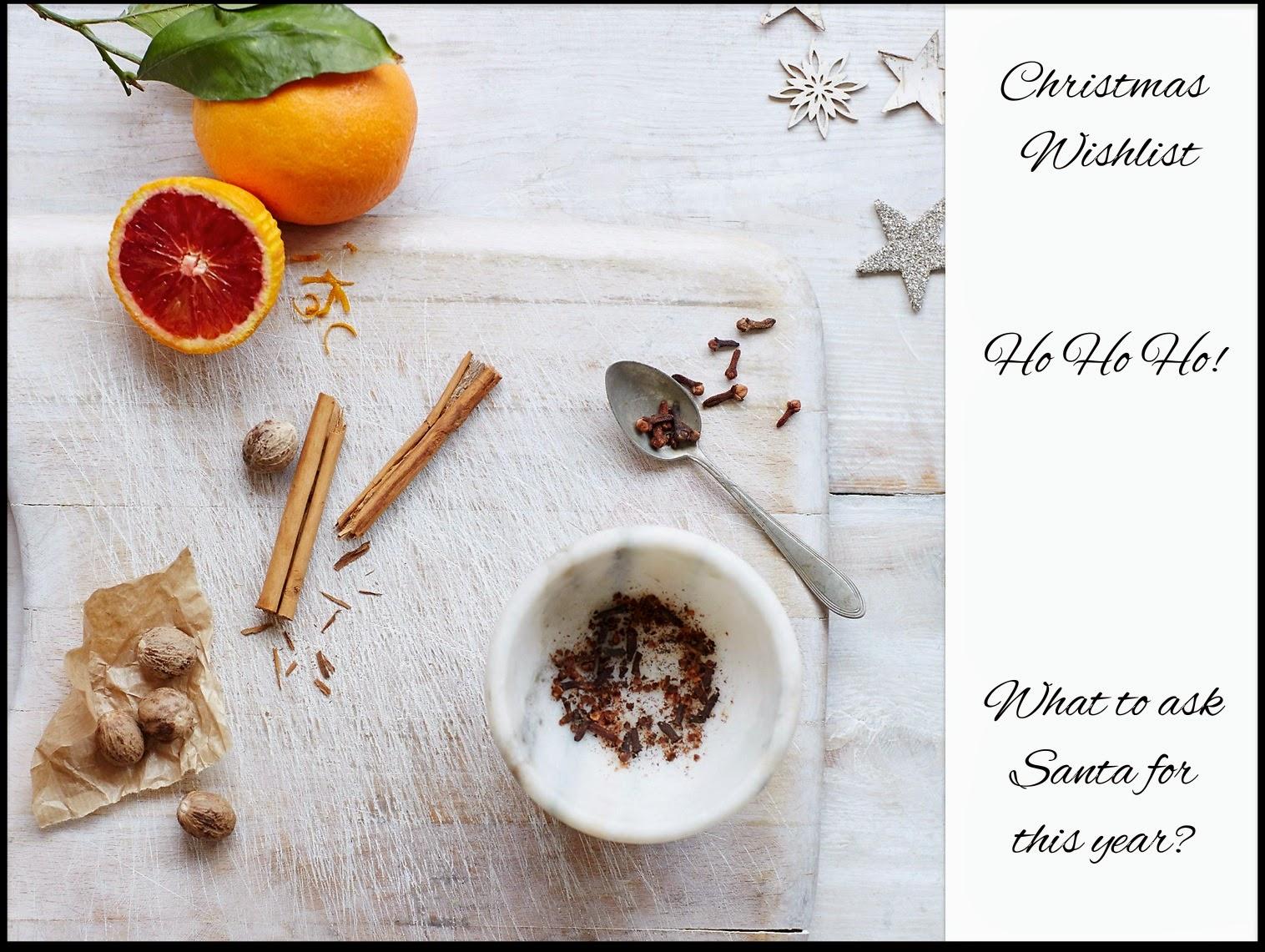 HoHoHo…Christmas Wish List!