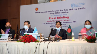 35th FAO Regional Conference for Asia and Pacific 2020