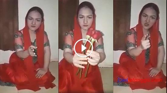 Inilah Video Wanita Cantik Yang Mengaku Tuhan, Netizen: Lia Eden 2