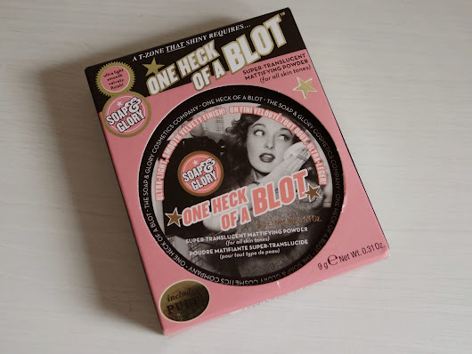 Soap & Glory 'One Heck Of A Blot'