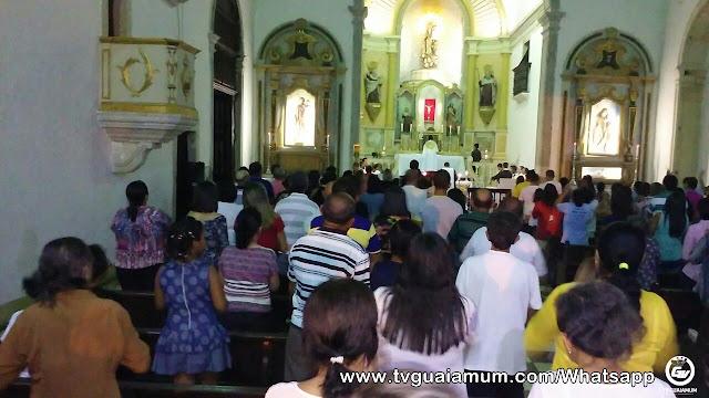 A hora da graça foi celebrada com fé, devoção e alegria