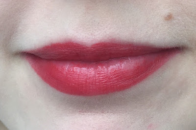 NYC Expert Last Lip Color Review Red Suede