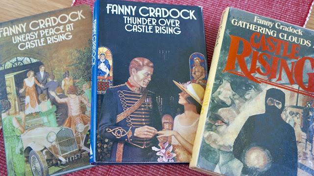 Fanny Cradock Castle Rising