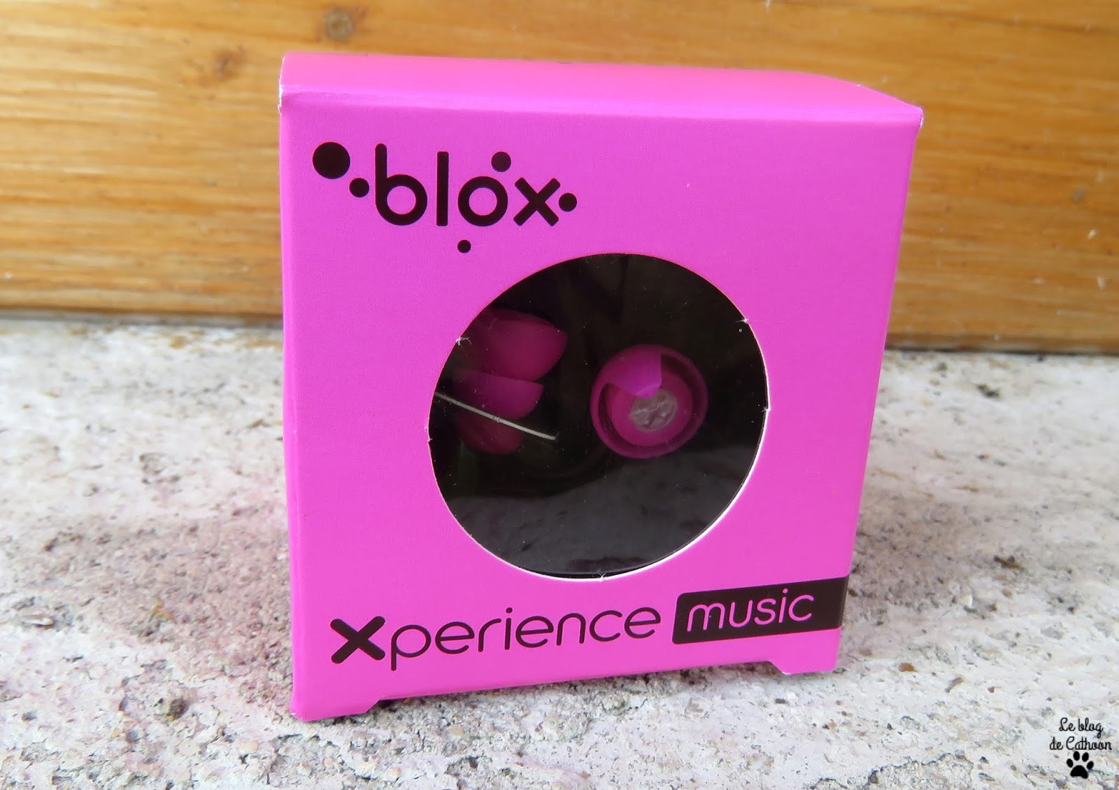 Blox Xperience Music