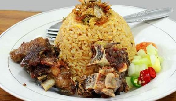 menu prasmanan aqiqah