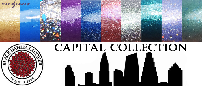 xoxoJen's collage of Black Dahlia Capital Collection