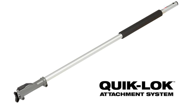 3 feet extension attachment for Quik-Lok system