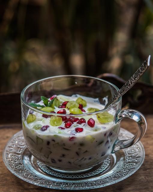 Healthfood desivideshi - Refreshing dishes yogurt try summer ...