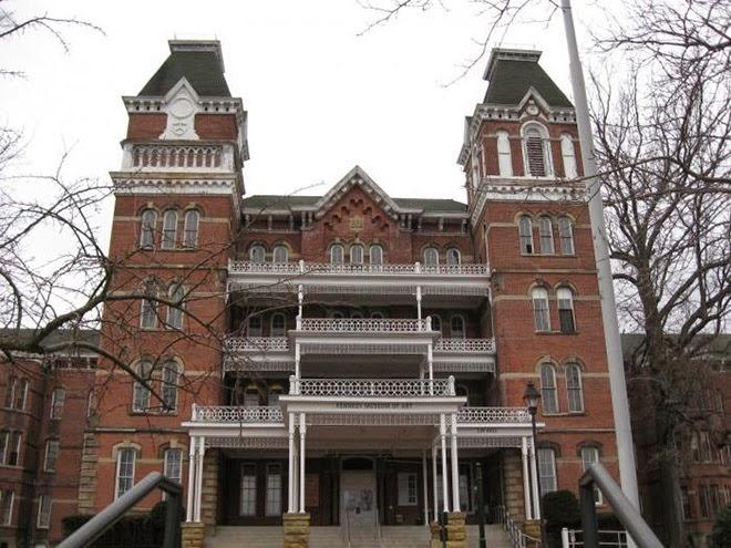 hospital, manicômio, sanatório, assombrado, fantasmas, terror, medo, real