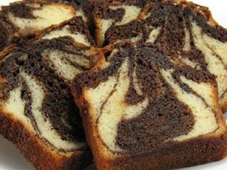 Kue Marble Cream Cake