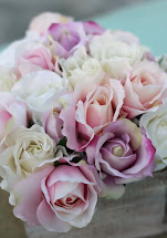 Morgann Hill Design Shabby Chic Rustic Flower Bouquet