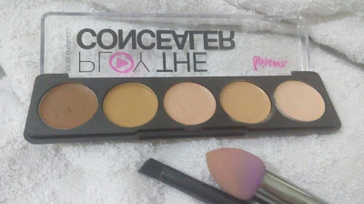 Paleta de Corretivo Play the Concealer Luisance L3005 - C