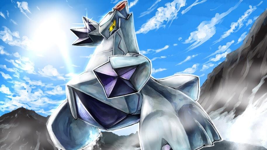 Duraludon, Pokemon Sword and Shield, 4K, #3.1365