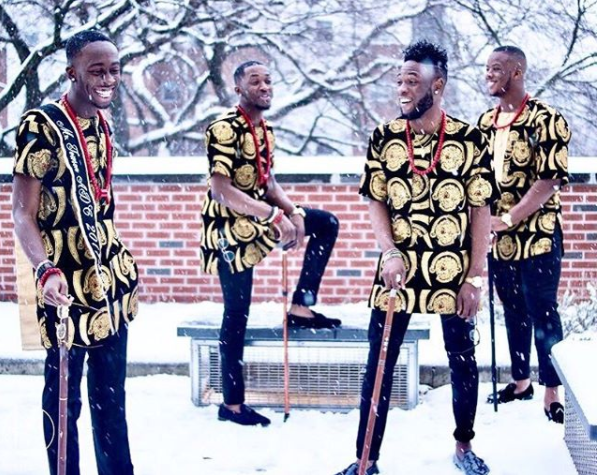 These Groommen In Igbo Traditional Attire Will Make Ladies Drool