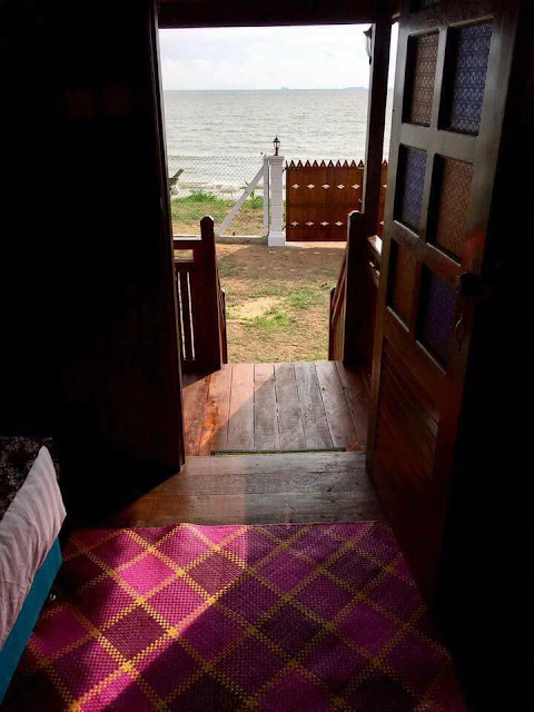 Homestay Murah Tepi Pantai Di Melaka