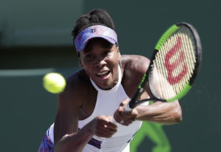 Venus Williams rallies past Kiki Bertens at Miami Open