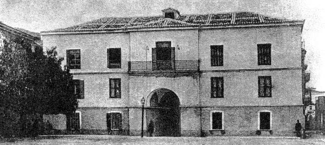 Το Κυβερνείο του Καποδίστρια και το παλάτι Όθωνα στο Ναύπλιο που δεν υπάρχει πια