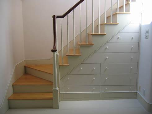 Hogares frescos hermoso y pr ctico sistema de caj n bajo - Escalera japonesa ...