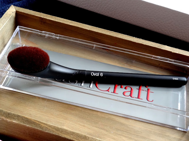 BrushCraft by Artis Oval 6 Brush