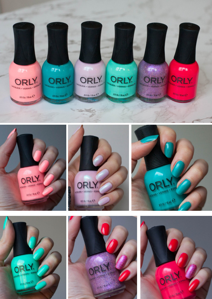 Beauty: Orly Melrose spring 2016 review