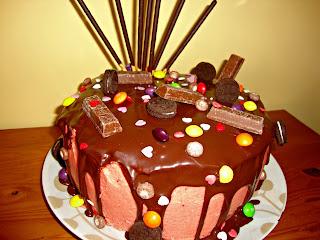 Drip cake Elena