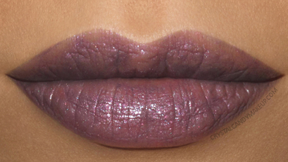 Urban Decay Vice Lipstick Vintage Swatch Pallor