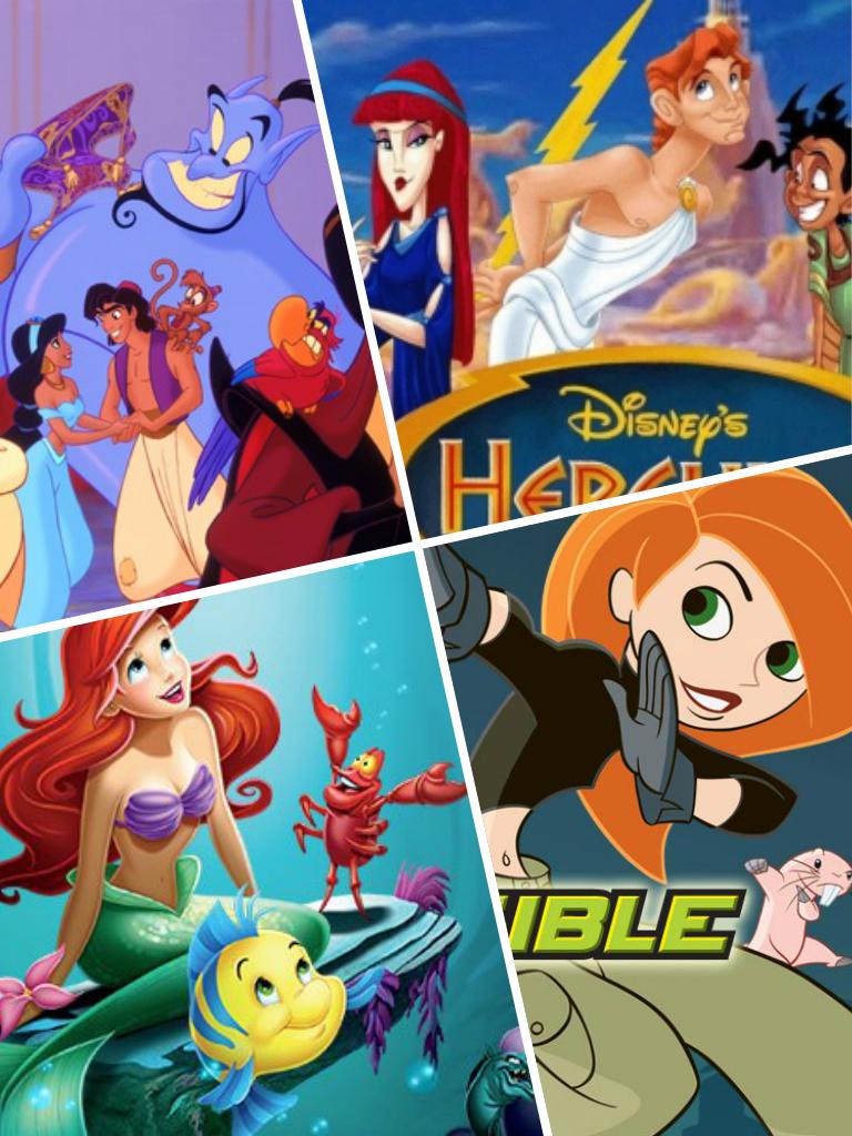 Supertenimento Os Melhores Desenhos Do Disney Channel