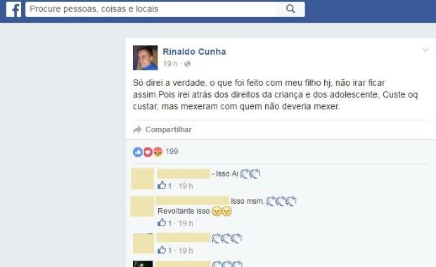 Adolescente é detido no Ceará por criticar policiais em rede social